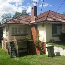Rental info for Furnished Duplex - Walking Distance to UQ in the St Lucia area