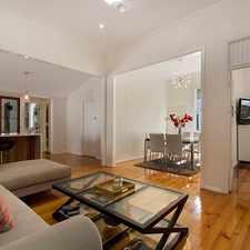 Rental info for DELIGHTFUL RENOVATED QUEENSLANDER in the Taringa area