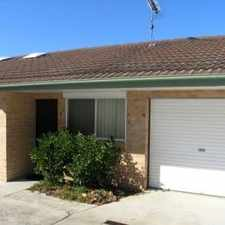 Rental info for 3/28 Russell St, East Gosford in the Central Coast area