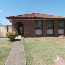 Rental info for Great Sized home - FRESHLY PAINTED & NEW CARPET! in the Hebersham area