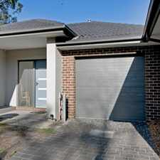 Rental info for Beautifully Presented in the Melbourne area