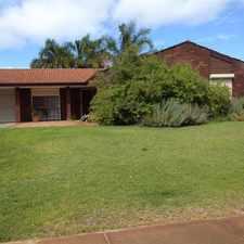 Rental info for FAMILY HOME IN BELDON FOR RENT! in the Heathridge area