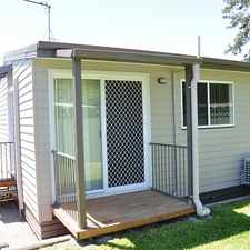 Rental info for Brand New Granny Flat in the Schofields area