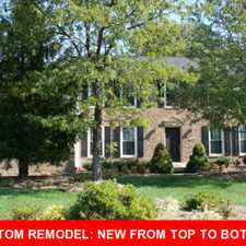 Rental info for BEAUTIFUL, REMODELED HOUSE WITH FENCED YARD! FANTASTIC LOCATION