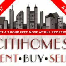 Rental info for Memorial Heights area one bedroom AD# CEJ 1014 in the Houston area