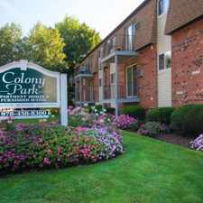 Rental info for COLONY PARK APARTMENTS