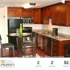 Rental info for 4218 Stone Way N in the Fremont area
