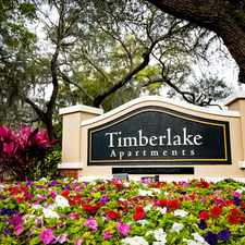 Rental info for Timberlake Apartments