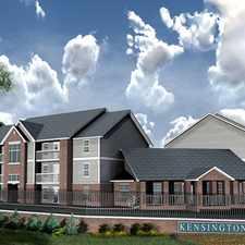 Rental info for Kensington Park Apartments