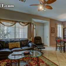 Rental info for $2700 3 bedroom Townhouse in Summerlin in the Las Vegas area