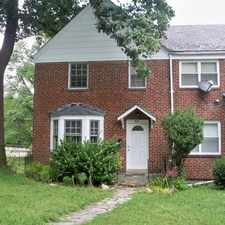 Rental info for 312 E. Belvedere Ave in the Homeland area