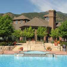 Rental info for Retreat at Cheyenne Mountain
