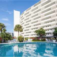 Rental info for Eloquently Furnished Direct Ocean View unit. in the Fort Lauderdale area