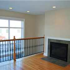 Rental info for 3 bedroom duplex down condo avail 5/1 in the Belmont Heights area