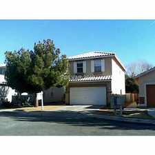 Rental info for 89142 - 3 bed - L 3.16 in the Sunrise Manor area
