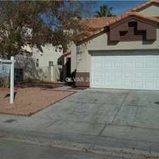 Rental info for Pool Home - 3 bed - 89031 - L 3.16 in the North Las Vegas area