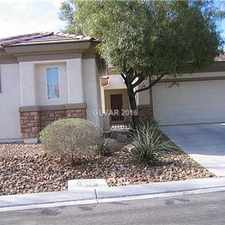 Rental info for 55+ Community Sun City Aliante - L 3.16 in the North Las Vegas area
