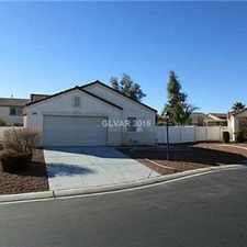 Rental info for 3 BEDROOM HOUSE FOR RENT in the North Las Vegas area