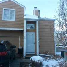 Rental info for 1300sqft Townhome, 2 Bed Rm, Fireplace, Garage in the Ralston Valley area