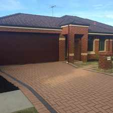 Rental info for TIDY 3X2 UNIT, CLOSE TO ALL AMENITIES in the Perth area