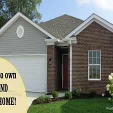 Rental info for Bluff Manor Homes