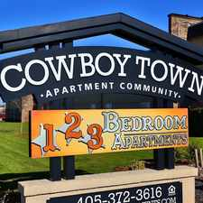 Rental info for Cowboy Town Apartments