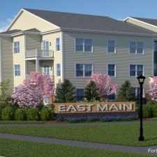 Rental info for East Main Apartments