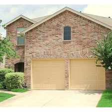 Rental info for Beautiful 3 bedroom 2.5 bath house is available fo in the McKinney area