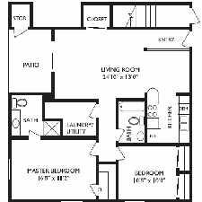 Rental info for Bradywine Court Apartments