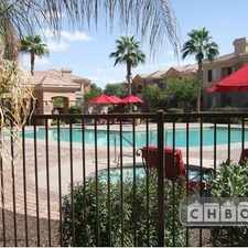 Rental info for $2000 2 bedroom Townhouse in Mesa Area in the Mesa area