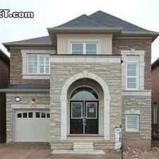 Rental info for 2300 4 bedroom Townhouse in Toronto Area Oakville