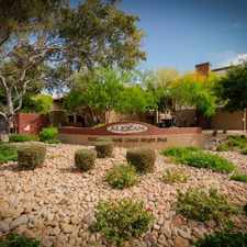 Rental info for Alexan Frank Lloyd Wright
