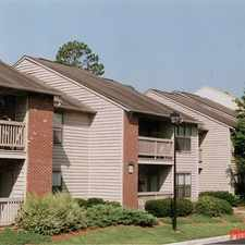 Rental info for The Arbors in the Tucker area