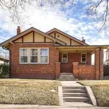 Rental info for 346 South Williams Street