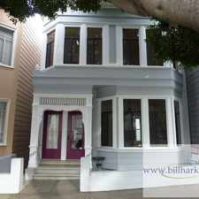 Rental info for 1759 Dolores Street in the Bernal Heights area