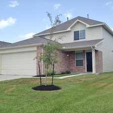 Rental info for 19514 Dry Canyon Court in the Houston area
