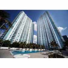 Rental info for 950 Brickell Bay Drive