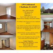 Rental info for 156 GOLDENROD