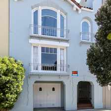 Rental info for 3672 Fillmore Street #A