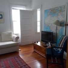 Rental info for Washington St & Calvin St in the Mid-Cambridge area