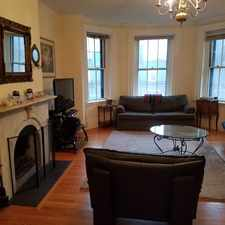 Rental info for Myrtle St & Hancock St in the Boston area