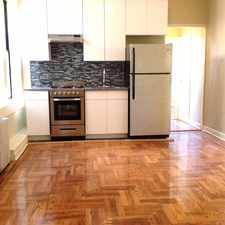 Rental info for Clarkson Ave & Lenox RD
