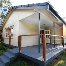 Rental info for Great Size Home - Ceiling Fans Throughout - East Facing Alfresco & Tidy Yard. in the Acacia Ridge area