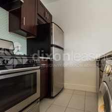 Rental info for 406 Monroe Street