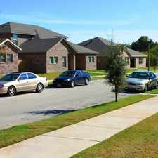 Rental info for Teasley Ln & Savannah Trail in the Denton area