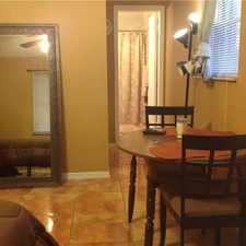 Rental info for Sheridan Street & Federal Hwy