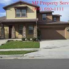 Rental info for Gorgeous 4 bedroom home in Corona in the Temescal Valley area