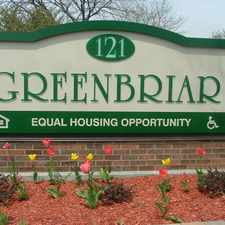 Rental info for Greenbriar Apartments in the Holland area