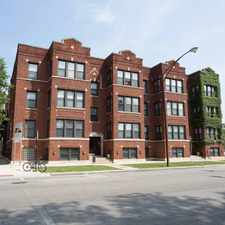 Rental info for 5401-5409 S. Cottage Grove Avenue in the Chicago area
