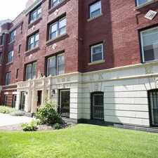Rental info for 5222-38 S. Drexel Avenue